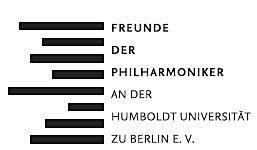 Freunde der Philharmoniker an der Humboldt-Universität zu Berlin e.V.